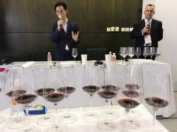 Rod Smith MW Masterclass by Italian Wine & Food in China | Vito Donatiello