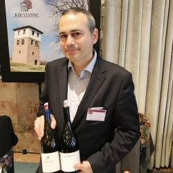 Greece winery Kir Yianni - Decanter Shanghai 2017 | Vito Donatiello wine blog