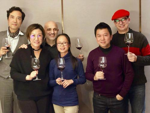 Faiveley, Corton Charlemagne Grand Cru tasting | Italian Wine & Food in China blog