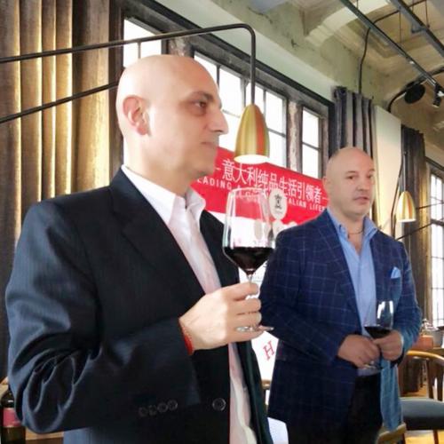 Vito and Max | Italian Wine & Food in China blog