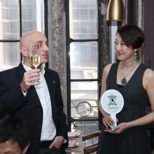 Vito and Jessica | Italian Wine & Food in China blog