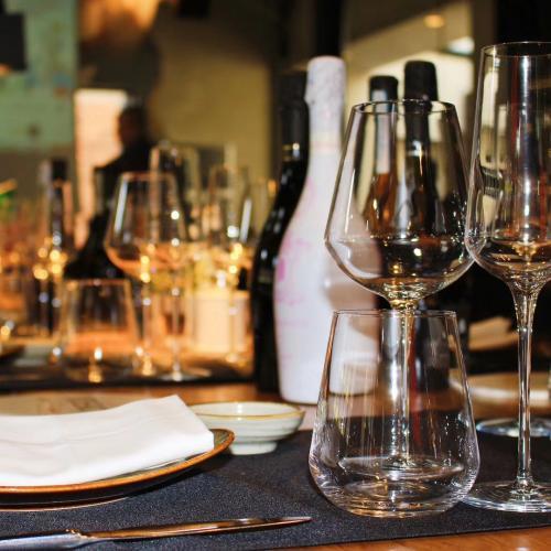 Atto Primo table | Italian Wine & Food in China blog