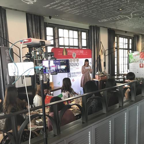 Life streaming cameras | Italian Wine & Food in China blog