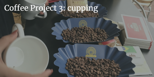 Coffee cupping | Italian Wine & Food in China blog
