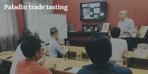 Paladin trade tasting | Italian Wine & Food in China blog