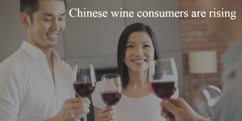 Chinese wine consumers by Italian Wine & Food in China