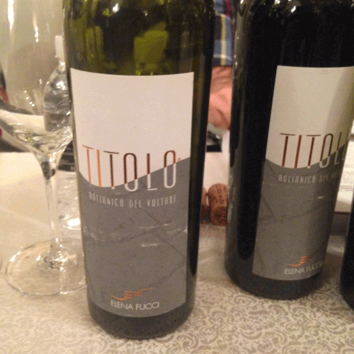 Elena Fucci Titolo 2013 by Italian Wine & Food In China