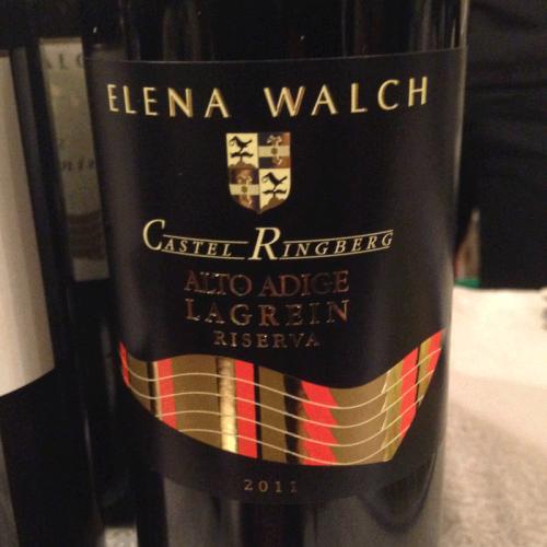 Elena Walch Lagrein Castel Ringberg 2011 by Italian Wine & Food In China