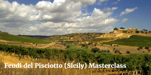 Feudi del Pisciotto Masterclass, 6 wines tasted by Italian Wine & Food in China | Vito Donatiello