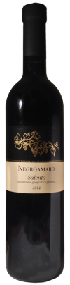 Negroamaro del Salento IGT by Italian Wine & Food In China