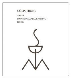 Colpetrone, Sacer Montefalco di Sagrantino DOCG 2006 by Italian Wine & Food in China