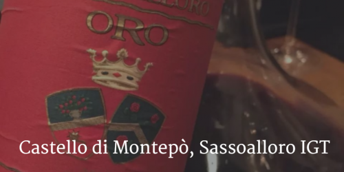 Sassoalloro IGT by Italian Wine & Food in China