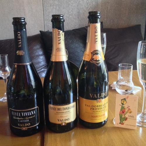 Valdo Prosecco tasting by Italian Wine & Food in China
