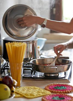 Italy pasta market leader by Italian Wine & Food in China