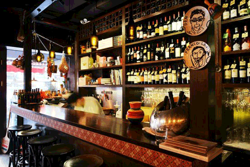 La Vite restaurant by Italian Wine & Food in China